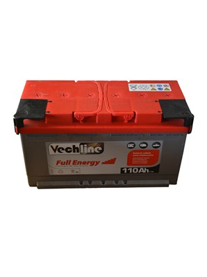 Semi-stationary Vechline battery 12v 114 Amp
